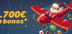 Casino Betway: 1700€ en premios con el Torneo de Navidad