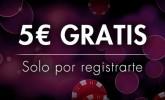 Sportium Casino: Bono sin deposito 5€