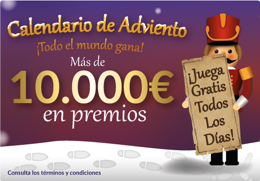 tombola adviento